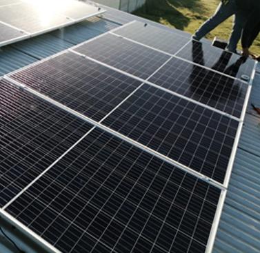 Energía eléctrica fotovoltaica 2