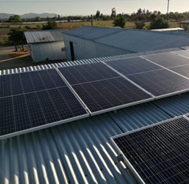 Energía eléctrica fotovoltaica 3